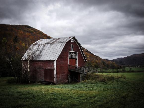 Vermont Barnyard